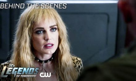 DC's Legends of Tomorrow | Inside: Dancing Queen | The CW