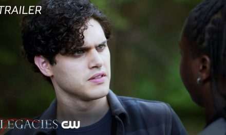 Legacies | Hope Is Not The Goal Trailer | The CW
