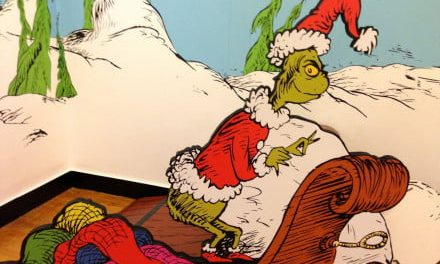 'The Grinch' steals the box-office crown from 'Bohemian Rhapsody'