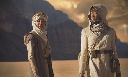 Michelle Yeoh reportedly in talks for stand-alone 'Star Trek' show