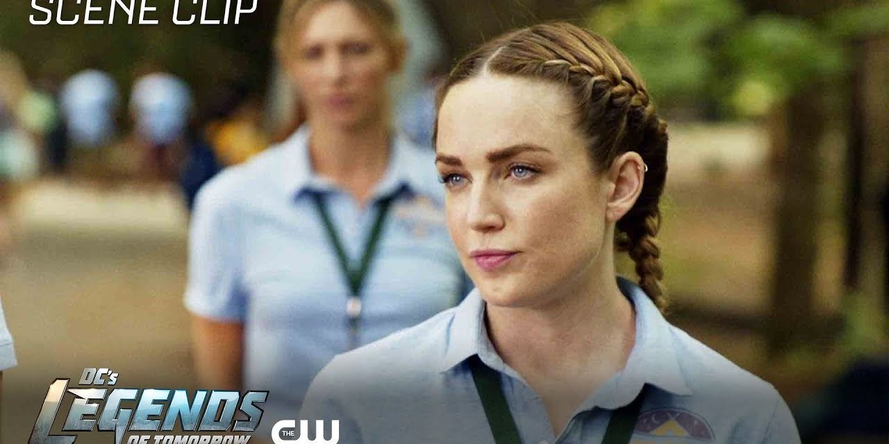 DC's Legends of Tomorrow   Wet Hot American Bummer Scene   The CW