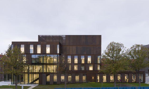 Laboratory and Logistics Building / Mikkelsen Architects