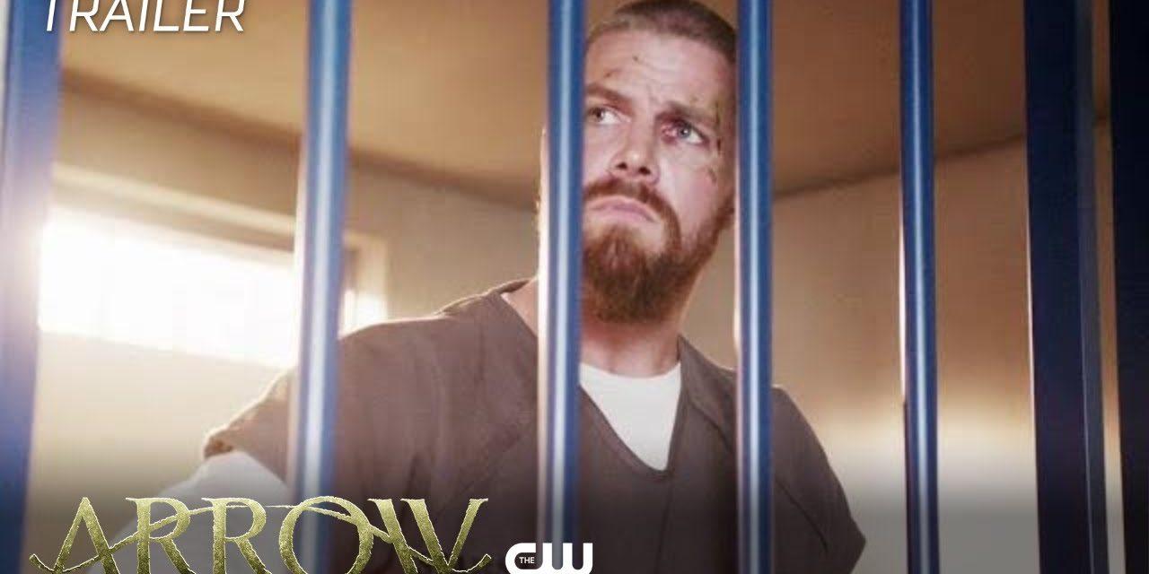 Arrow   Due Process Trailer   The CW