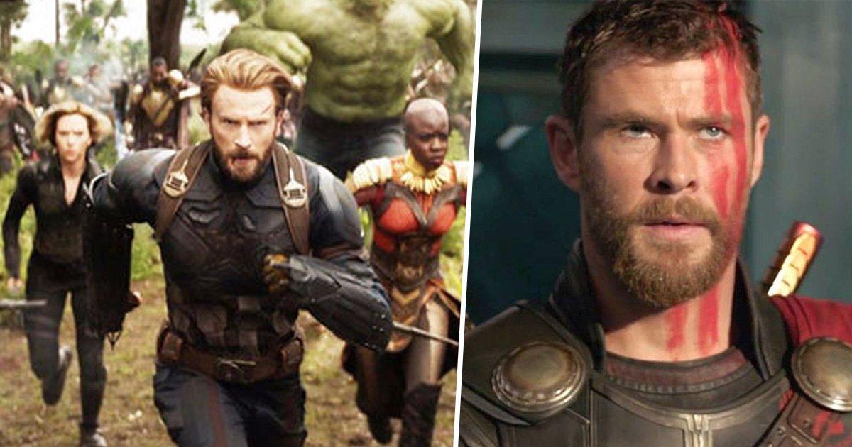 Avengers 4 Set To Be The Longest Marvel Film Ever