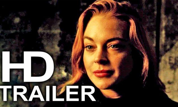 AMONG THE SHADOWS Trailer #1 NEW (2018) Lindsay Lohan Horror Movie HD
