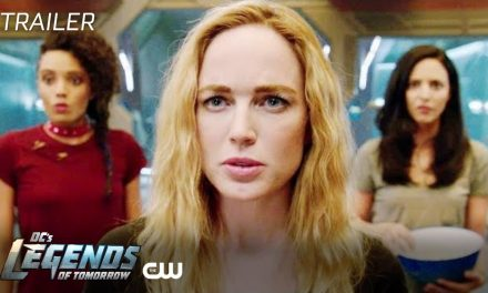 DC's Legends of Tomorrow | Tagumo Attacks Trailer | The CW