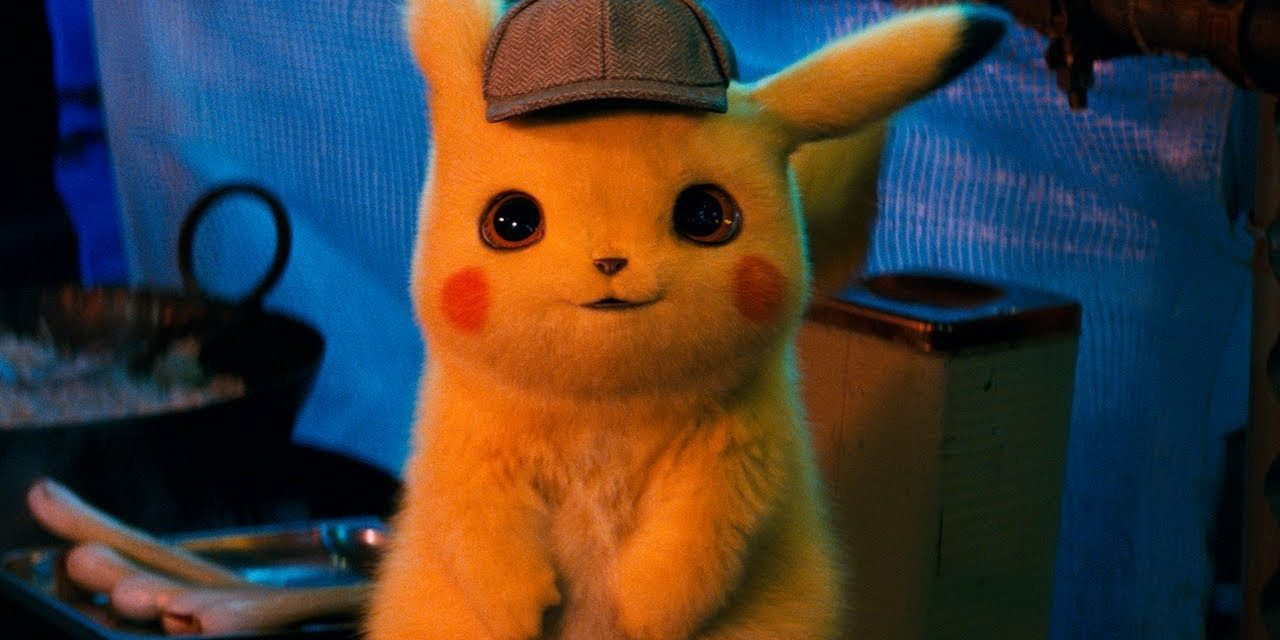 Video: The Pokémon Detective Pikachu Movie's First Official Trailer Has Landed