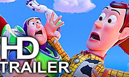 TOY STORY 4 Trailer #1 NEW (2019) Disney Animated Movie HD