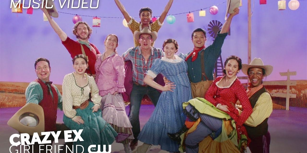 Crazy Ex-Girlfriend   The Group Mind Has Decided You're In Love   The CW