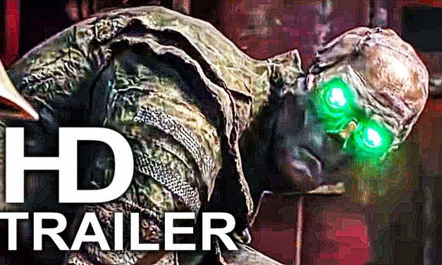MORTAL ENGINES Trailer #4 NEW (2018) Peter Jackson Movie HD