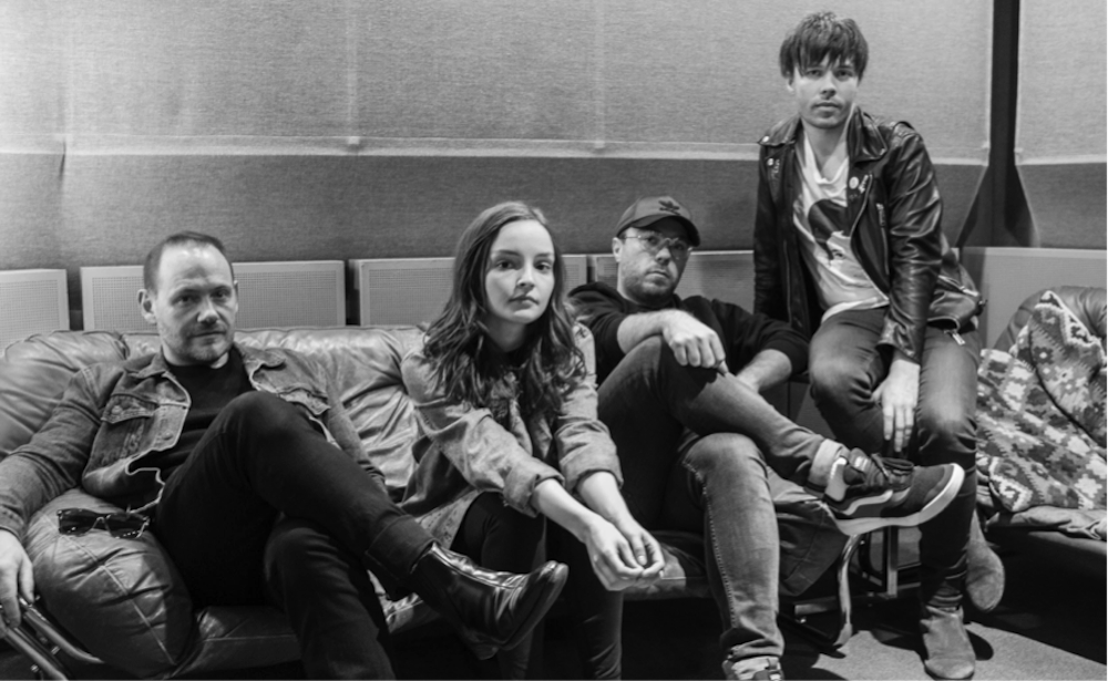 CHVRCHES to release new EP, Hansa Session, on Friday