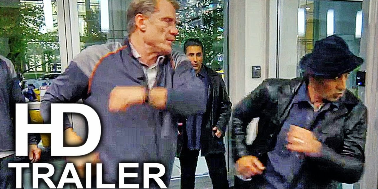 CREED 2 Behind The Scenes Funny Bloopers Gag Reel + Trailer (2018) Rocky Sylvester Stallone Movie HD