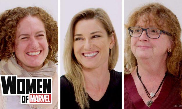 Marvel Studios' 10th Anniversary Roundtable: An Inside Look | Women of Marvel