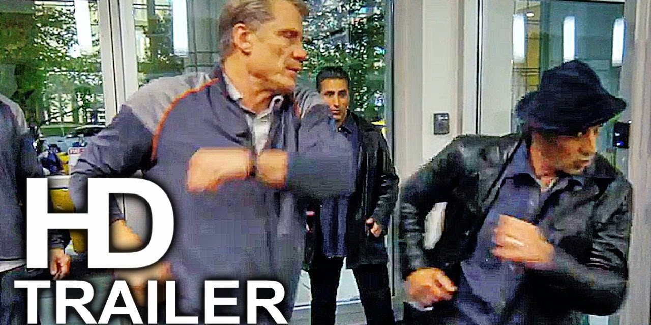 a136255bd4aaf1 CREED 2 Ivan Drago Vs Rocky Fight Scene BTS Clip + Trailer (2018) Rocky  Sylvester Stallone Movie HD
