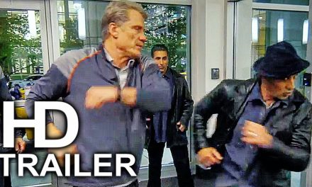 CREED 2 Ivan Drago Vs Rocky Fight Scene BTS Clip + Trailer (2018) Rocky Sylvester Stallone Movie HD
