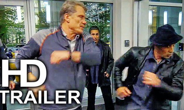 CREED 2 Ivan Drago Vs Rocky Fight Scene BTS Clip + Trailer (2018) Rocky Sylvester Stallone Movie HD