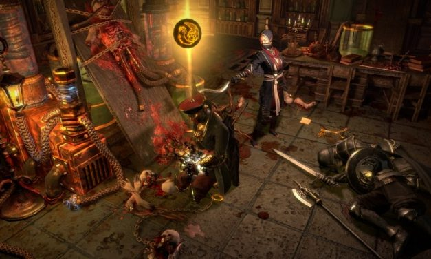 New Path Of Exile Expansion Betrayal Gets Reveal Trailer