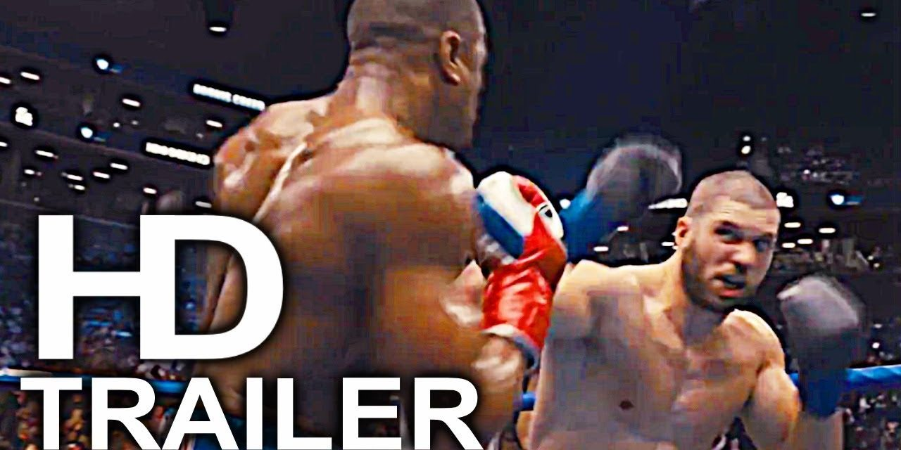 CREED 2 Drago Vs Adonis Fight Scene Trailer NEW (2018) Sylvester Stallone Rocky Movie HD