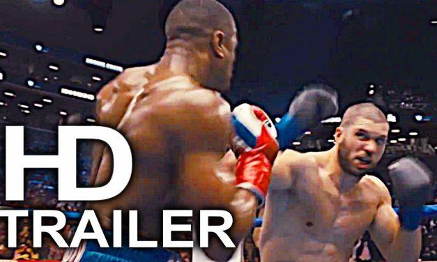 CREED 2 Drago Vs Adonis Fight Scene Trailer NEW (2018) Sylvester Stallone Rocky Movie HD