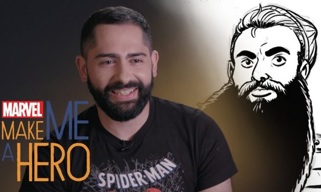 Grow Your Beard on Command | Marvel Make Me a Hero