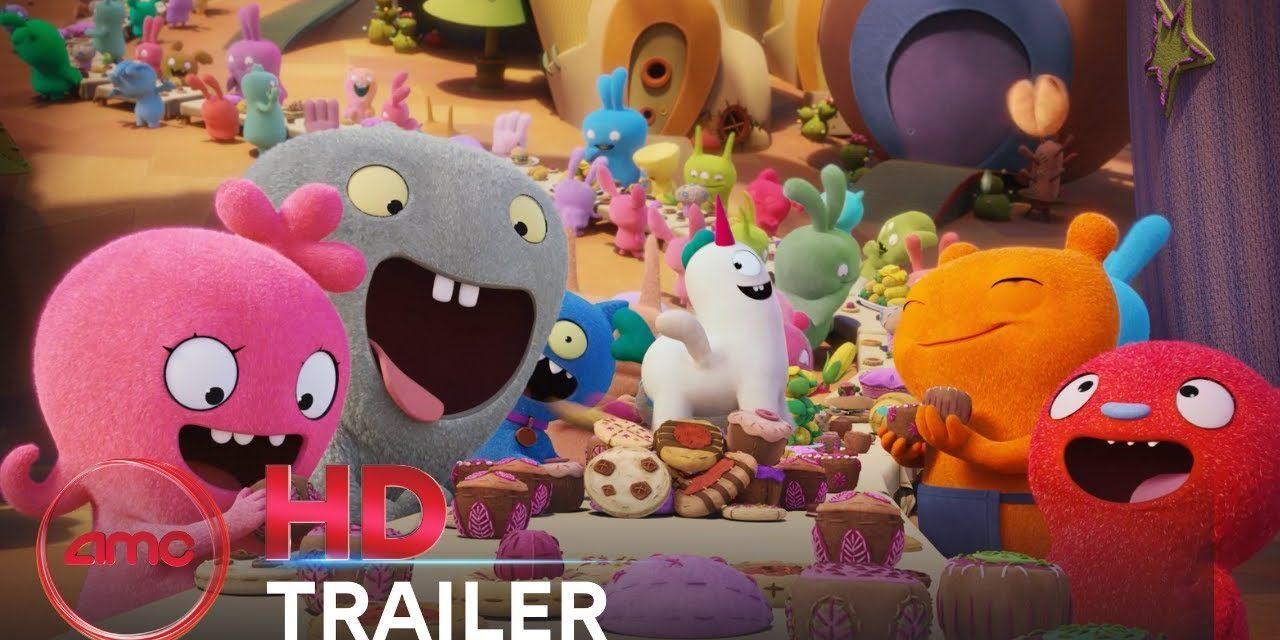 UGLYDOLLS – Official Trailer (Kelly Clarkson, Pitbull, Blake Shelton)   AMC Theatres (2019)