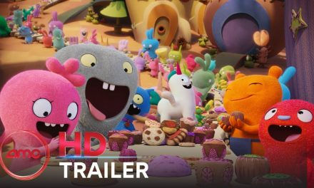 UGLYDOLLS – Official Trailer (Kelly Clarkson, Pitbull, Blake Shelton) | AMC Theatres (2019)