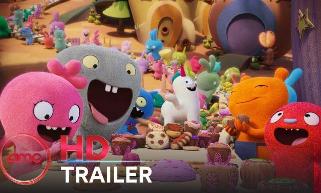 UGLYDOLLS – Official Trailer (Kelly Clarkson, Pitbull, Blake Shelton) | AMC Theatres (2019)