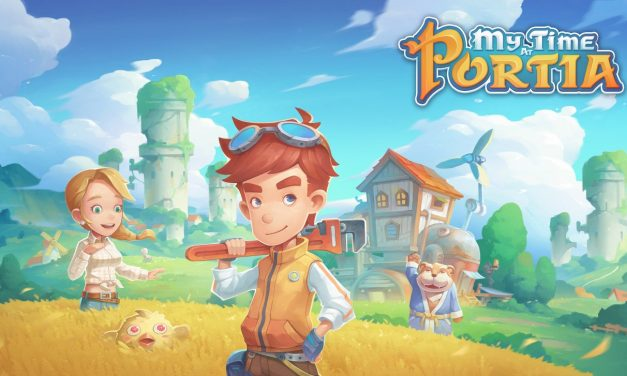 Video: Upcoming Sandbox RPG My Time At Portia Gets A Crafty New Trailer