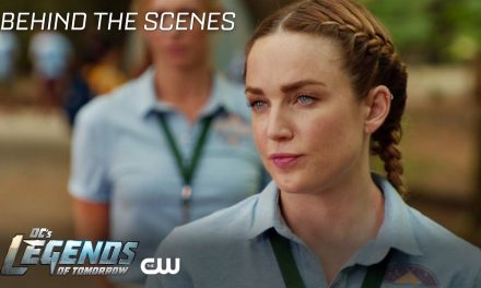 DC's Legends of Tomorrow | Inside: Wet Hot American Bummer | The CW