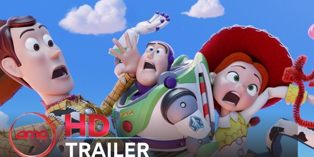 TOY STORY 4 – Official Teaser Trailer (Tom Hanks, Tim Allen) | AMC Theatres (2019)