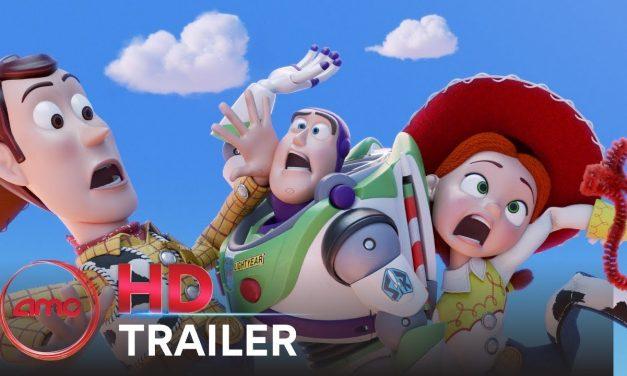 TOY STORY 4 – Official Teaser Trailer (Tom Hanks, Tim Allen)   AMC Theatres (2019)