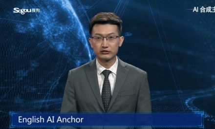 China has an AI news anchor working 24/7