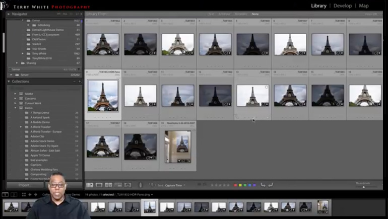 Great Video On Creating HDR Panos in Lightroom Classic