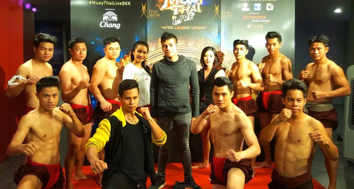 Muay Thai Live in Bangkok – Live-action Show with Fights & Stunts