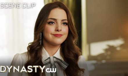 Dynasty | That Witch Scene | The CW