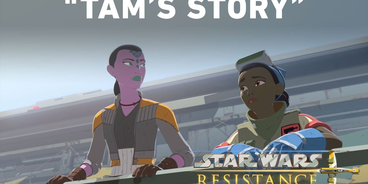 "Tam's Story- ""Synara's Score"" Preview | Star Wars Resistance"