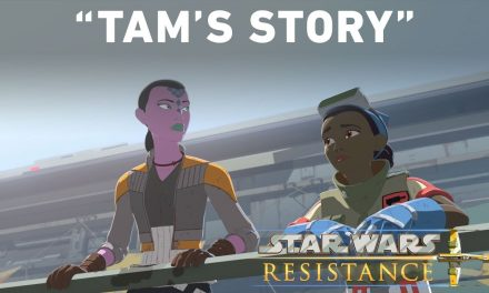 "Tam's Story- ""Synara's Score"" Preview 