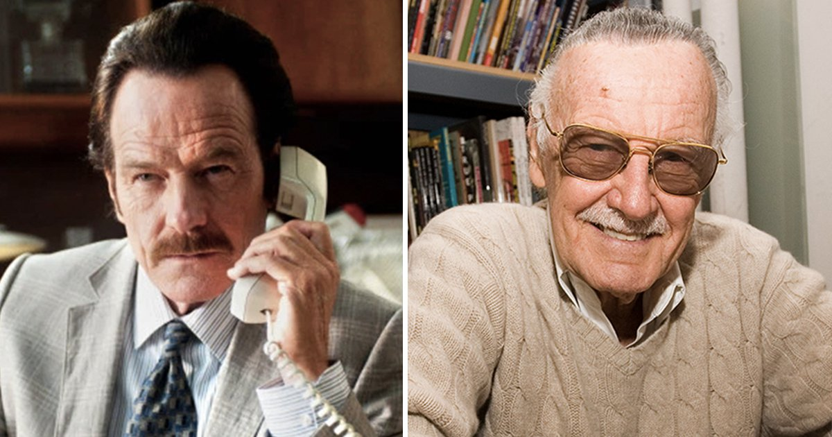 Bryan Cranston Wants To Play Stan Lee In Biopic
