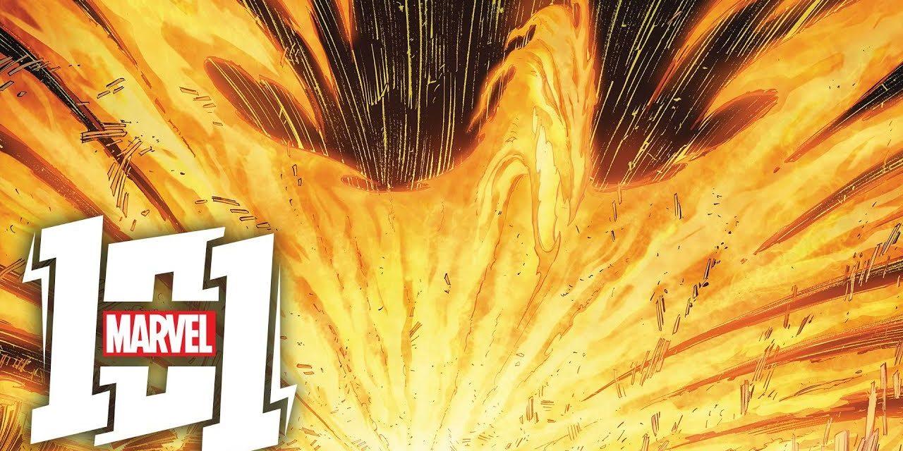 Phoenix Force | Marvel 101