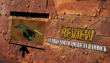 Survival Gear Review: Clarks North American Hammock