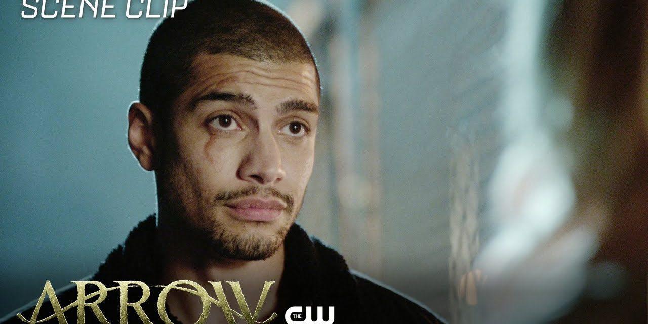 Arrow | Due Process Scene | The CW