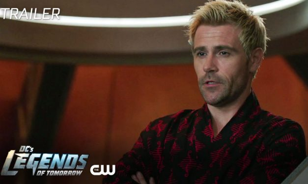DC's Legends of Tomorrow | Tender Is the Nate Promo | The CW