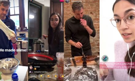 Beto O'Rourke and Alexandria Ocasio-Cortez have mastered Instagram Stories
