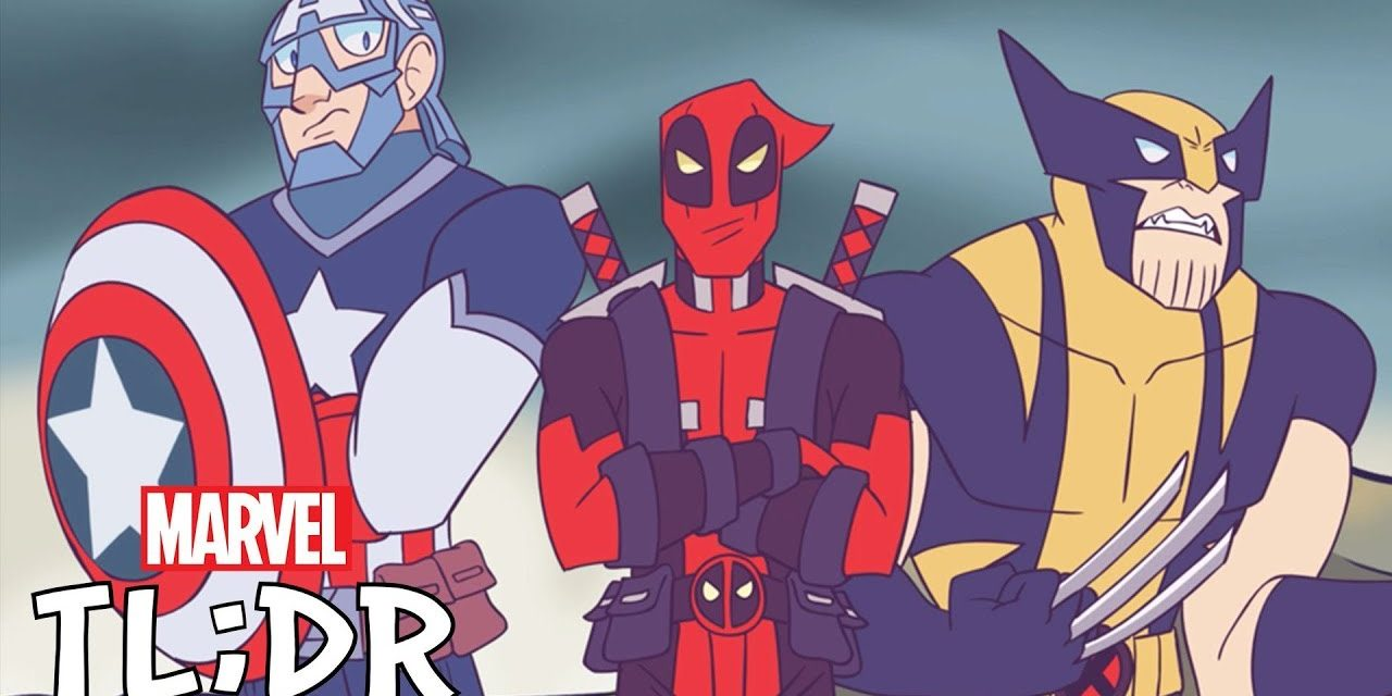 Deadpool: The Good, The Bad, and The Ugly   Marvel TL;DR