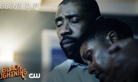 Black Lightning | The Book Of Blood: Chapter Two: The Perdi Scene | The CW