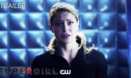 Elseworlds   Supergirl Teaser   The CW