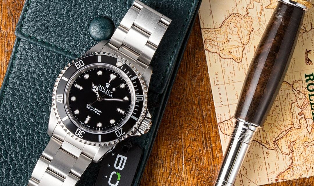 The Last of the Best? The Rolex Submariner ref. 14060