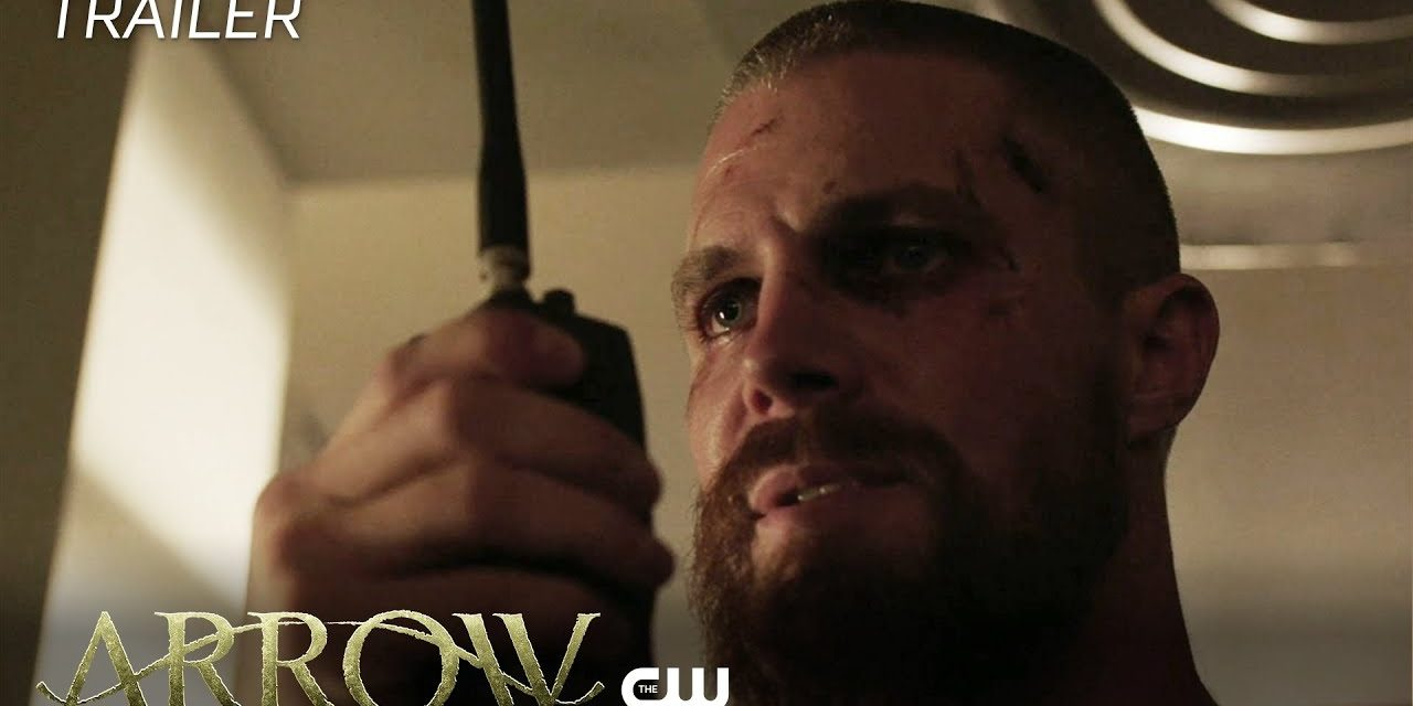 Arrow   The Slabside Redemption Promo   The CW