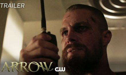Arrow | The Slabside Redemption Promo | The CW