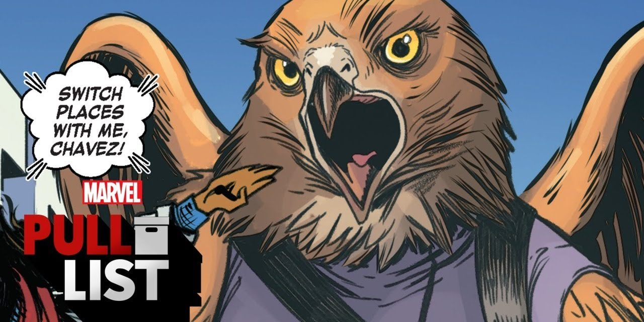 Hawkeye becomes an Actual Hawk? WEST COAST AVENGERS #4 and More! | Marvel's Pull List